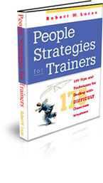 People Strategies for Trainers