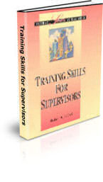 Training Skills for Supervisors