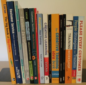 Writing non-fiction books can be a sound source of income