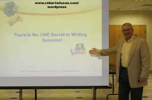 """Two """"Secrets"""" for Writing Success"""