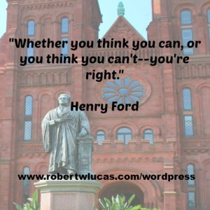 Success Quote - Henry Ford
