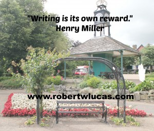 Writing Quotes - Henry Miller