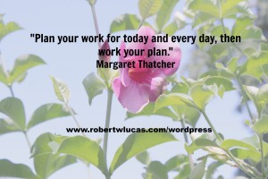 Professional Writing Tips Quote – Margaret Thatcher