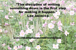 Writing Quotes - Lee Iacocca