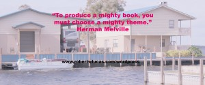 Inspirational Quote for Authors - Herman Melvin