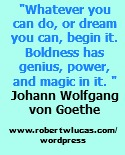 Inspirational Authors Quotes - Johann Wolfgang von Goethe