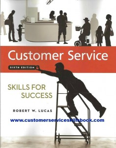Customer Service Skills for Success 6th by Robert W. Lucas Now Available